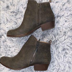 Girls Lucky Brand Boots